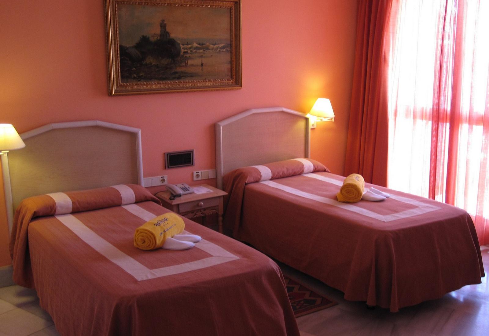 Habitaciones del mar hotel spa web oficial for Ver habitaciones de hoteles